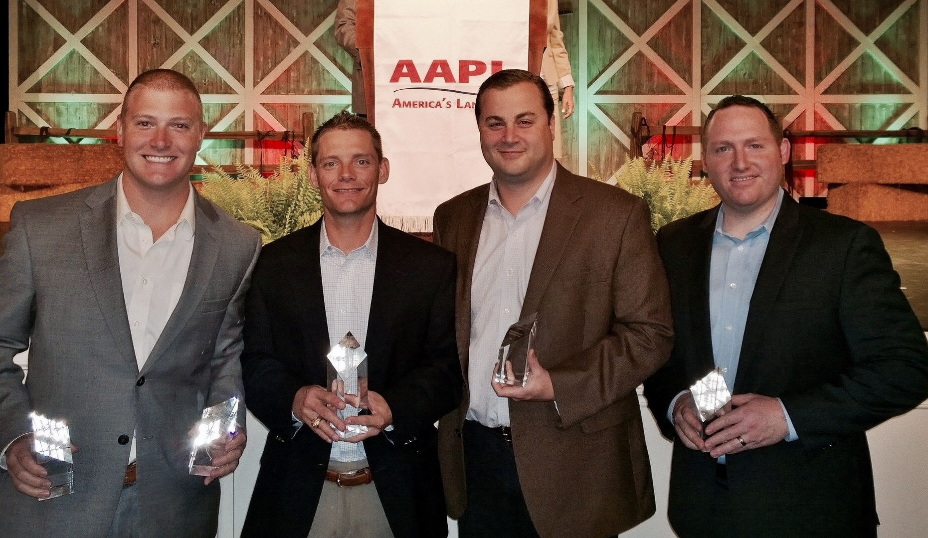 nhapl aapl awards ceremony national convention nashville 2015